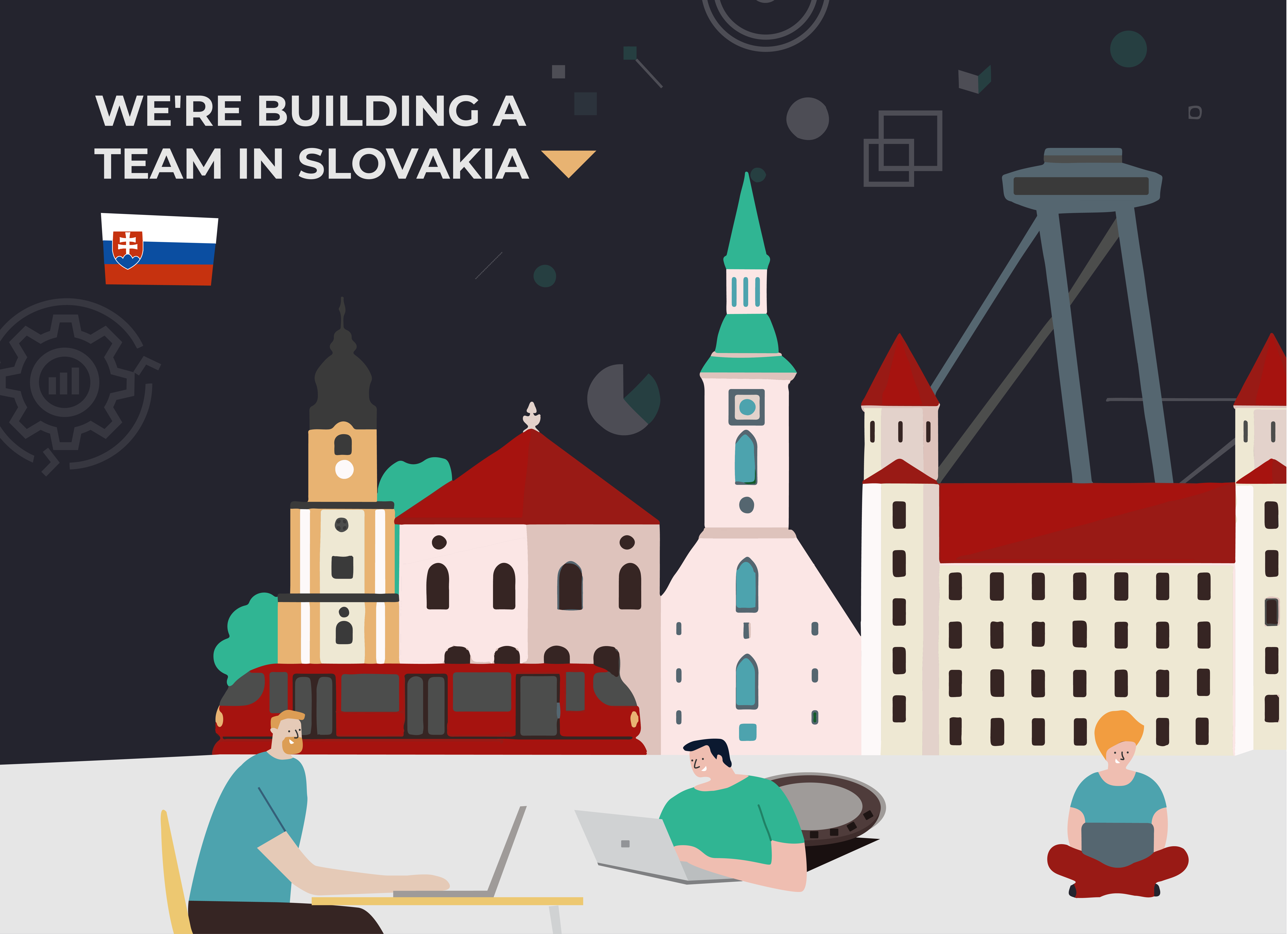Infinite Lambda is building a team in Slovakia