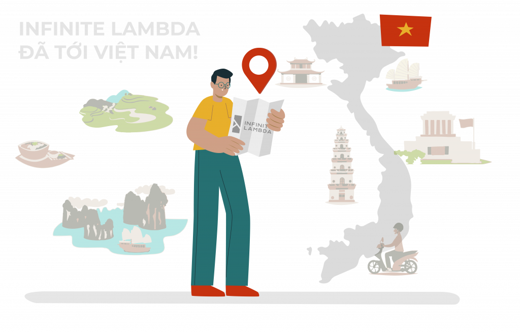 Locations in Vietnam