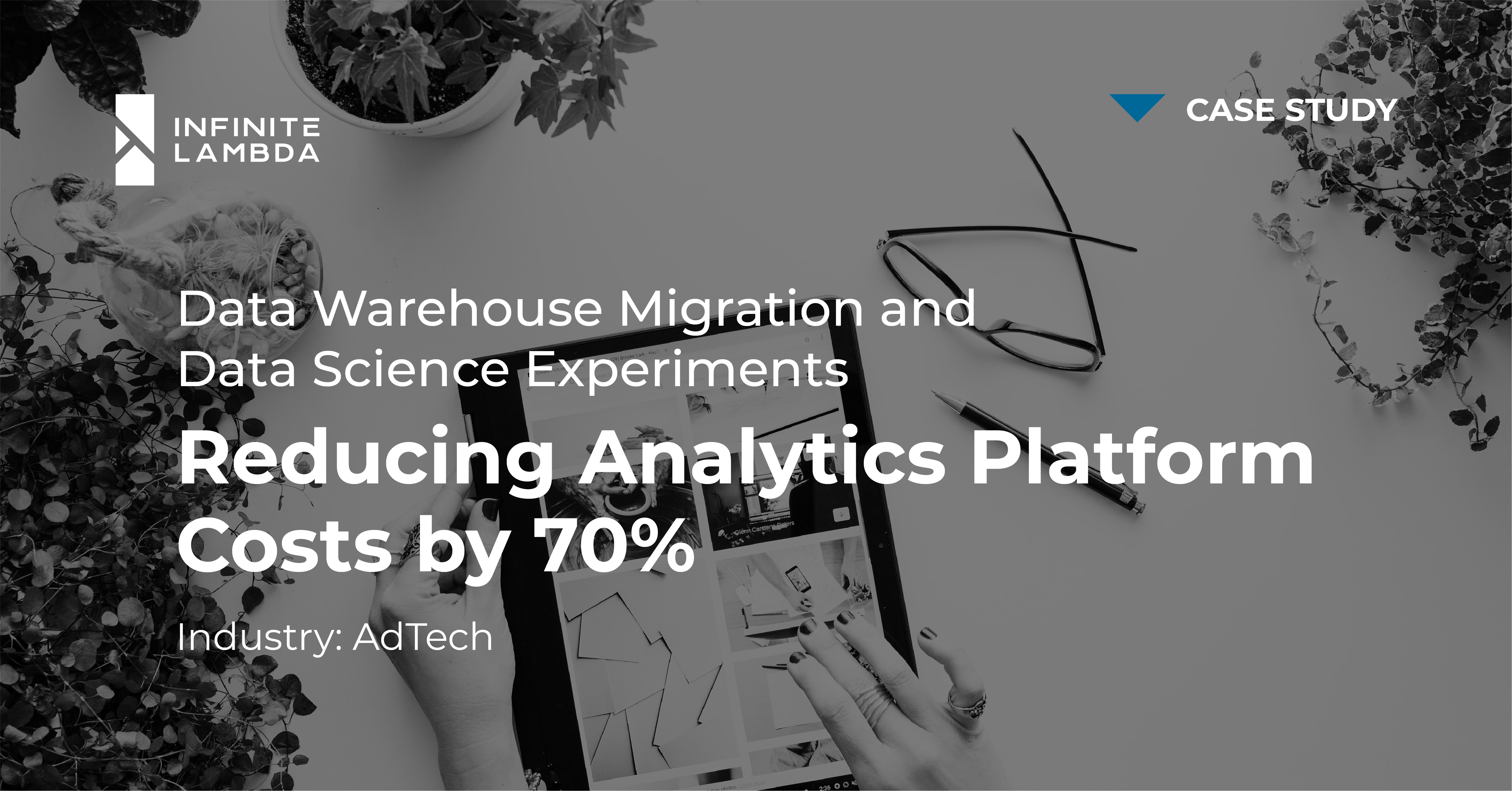 Case study: Reducing analytics costs by 70 per cent