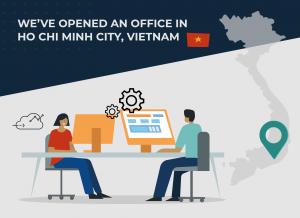 Infinite Lambda has opened an office in HCMC, Vietnam